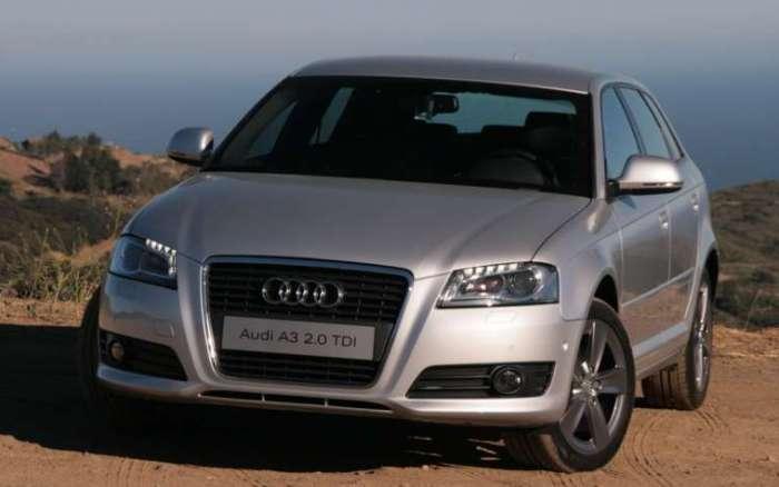 Audi a3 tdi sportback aka 4 door hatchback is the first light audi tdi