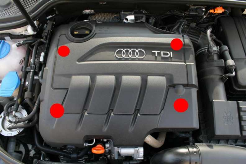 Engine Oil Change Crd Vw Jetta Golf Sportwagen Tdi And Audi A3