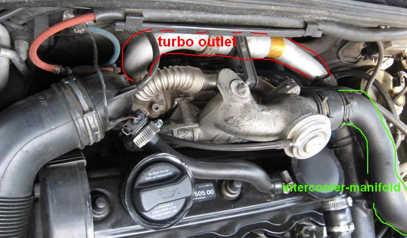 B4 Turbo Outlet Pipe - TDIClub Forums