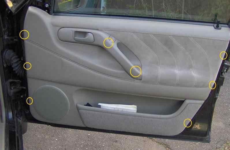 [ IMG] & Door card removal for 1996-1997 VW Passat | VW TDI forum Audi ...