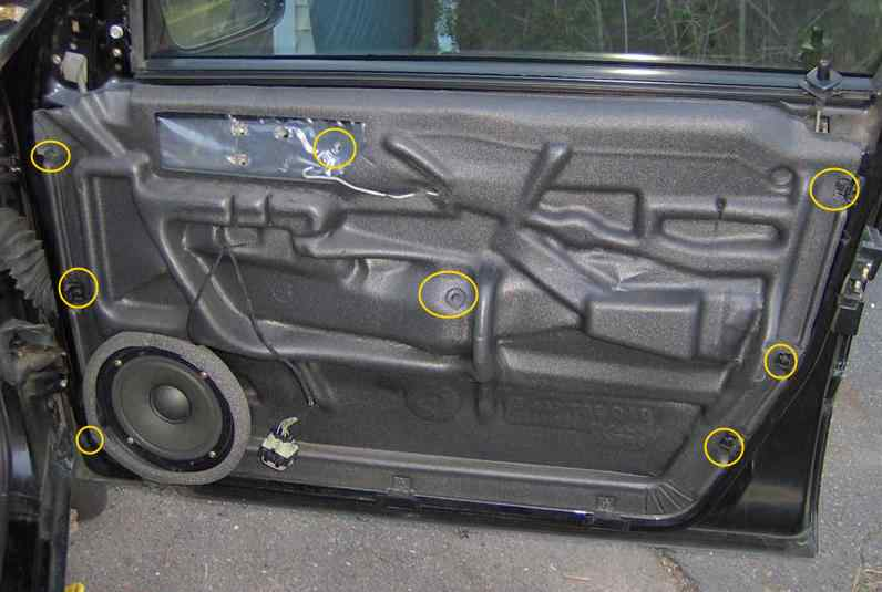 [ IMG] & Door card removal for 1996-1997 VW Passat | VW TDI forum Audi ...