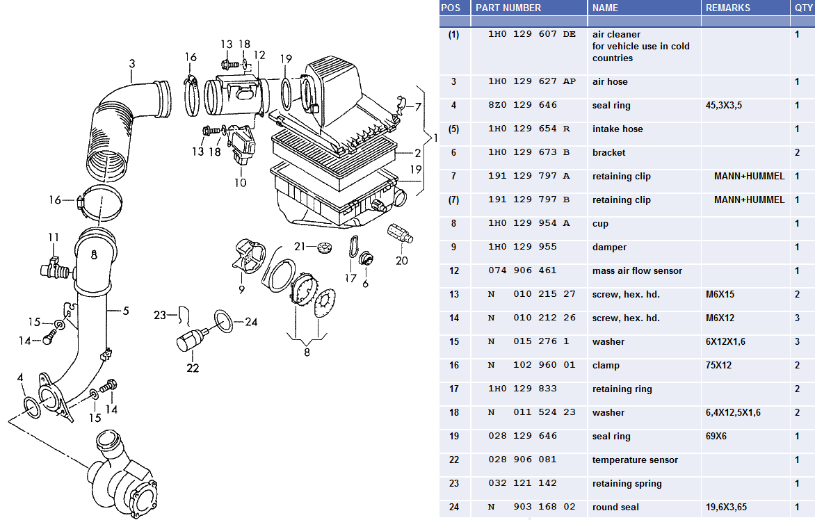 1996 Volkswagen Engine Parts Diagrams Wiring Library Diagram Img