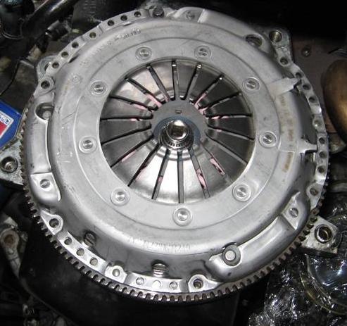 mk4 tdi transmission removal