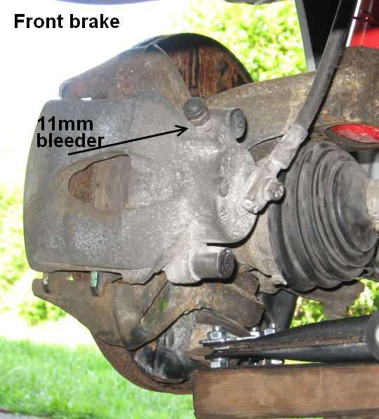 Brake fluid and clutch bleeding and flush - mk5+ VW | VW TDI forum