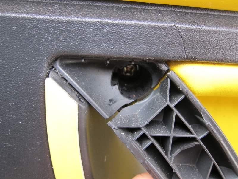 New Beetle Broken Door Handle Repair And Replacement 1998 2006 Vw