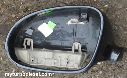 Turn Signal And Blinker Light Replacement Side View Mirror Removal