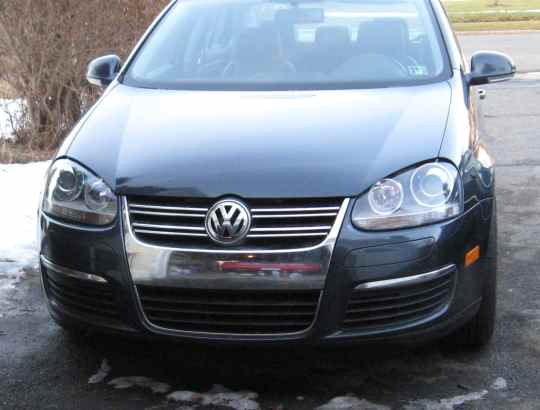 Jetta/Golf headlight removal and OEM GTI HID xenon housing