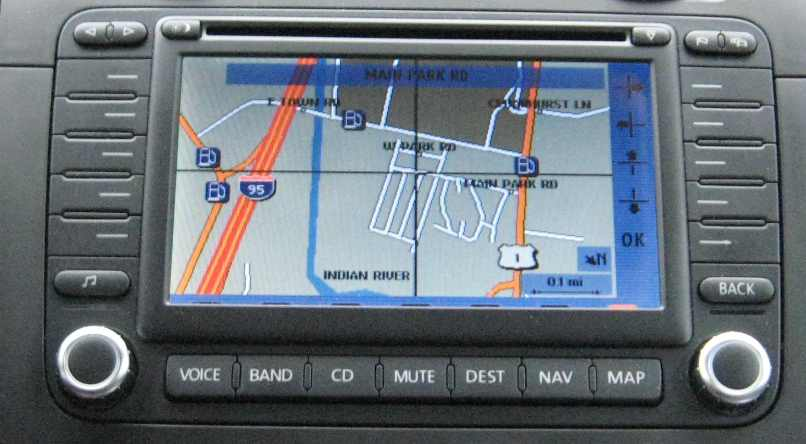 MFD2 OEM VW GPS navigation DIY and FAQ | VW TDI forum, Audi