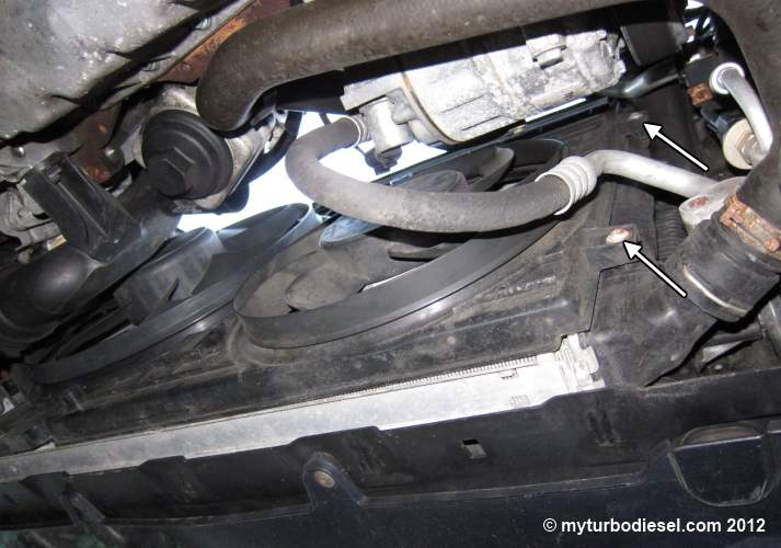 radiator fan radiator ac fan motor repair on mk5 vw jetta golf vw tdi forum 1996 VW Golf Wiring Diagram at soozxer.org