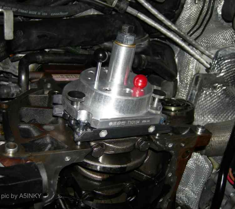 tdi crank seal replacement