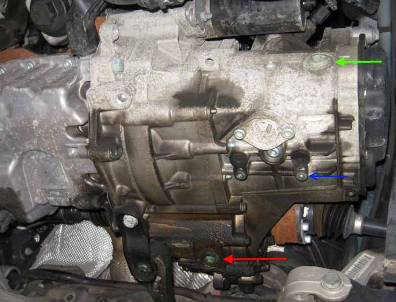2001 vw jetta manual transmission fluid