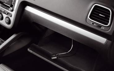 ipod cable, MDI interface, aux in, or usb cable to your VW