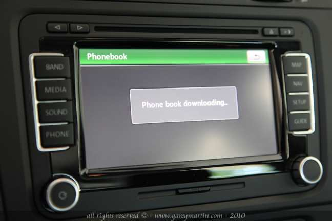 download bluetooth phone book jetta