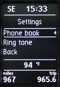 vw jetta bluetooth settings