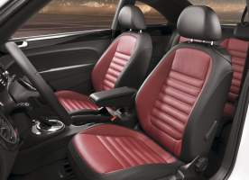new beetle sport seat