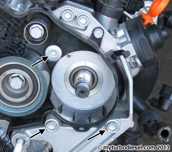 HPFP and common rail Audi VW 2 0L CRD TDI engine | VW TDI