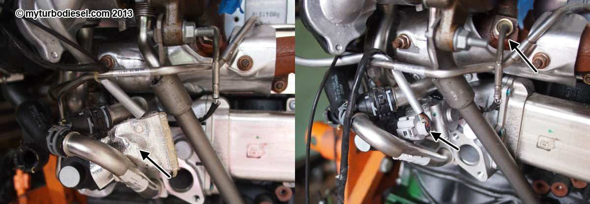 turbo 2 egr cooler removal audi vw 2 0l tdi engine vw tdi forum, audi  at soozxer.org