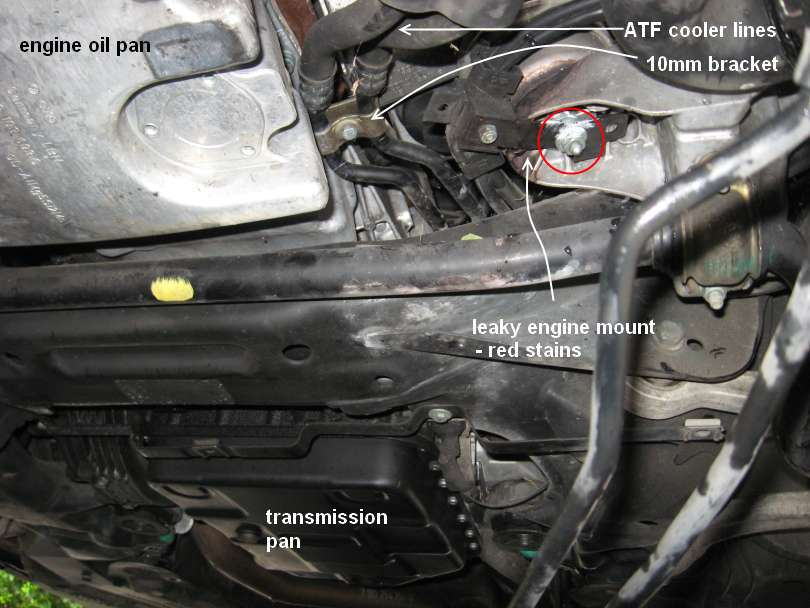 Motor mount replacement - B5 VW Passat TDI | VW TDI forum