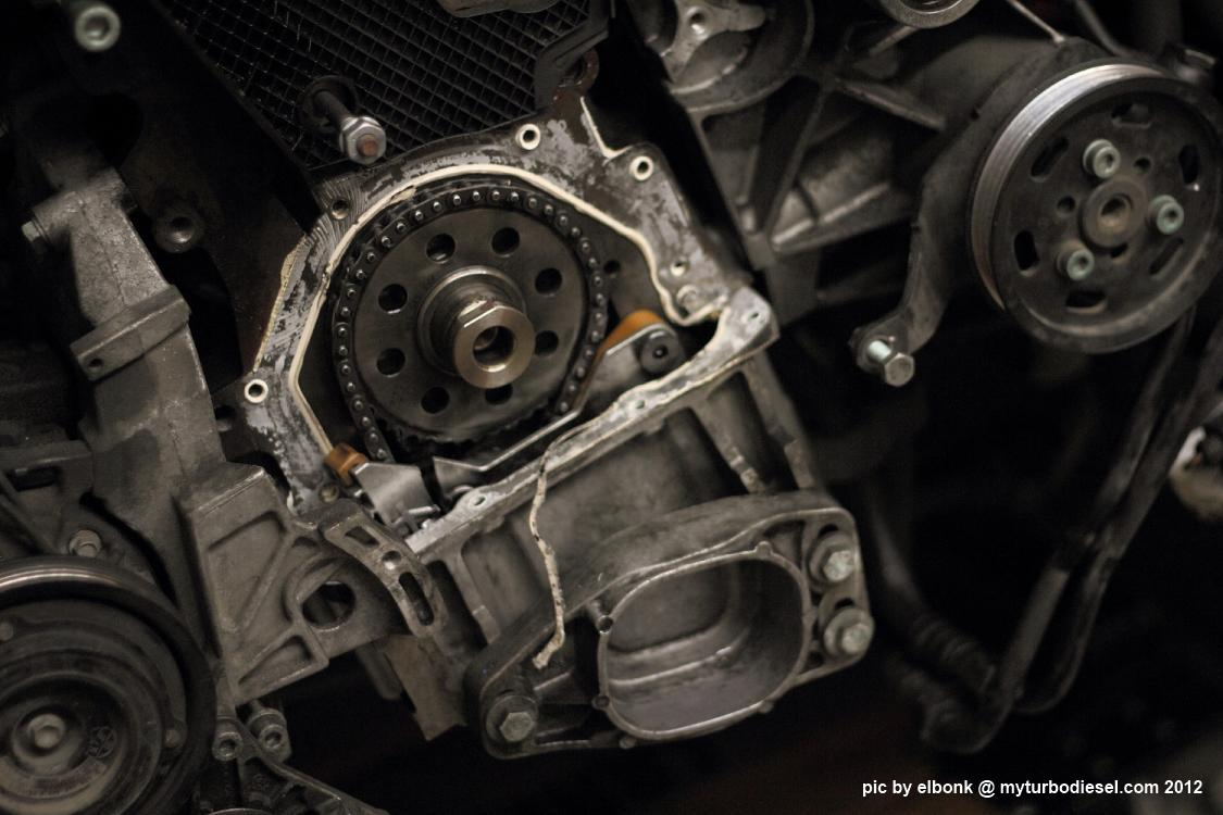 Oil Pump And Balance Shaft Module Failure On 2 0l Vw And Audi Tdi Engines