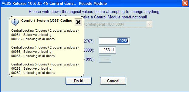 Vcds Coding Audi