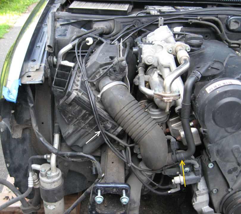 Vw Turbo Problems Tdi Forum Audi Porsche And Chevy Cruze