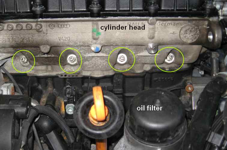 gp6 glow plug removal and how to do a compression test on 2004 2005 Diesel Glow Plugs at bayanpartner.co