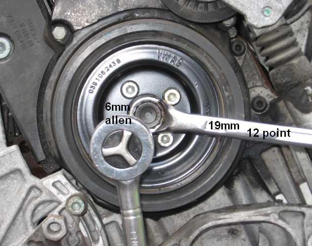 2004 2005 Vw Passat Tdi Bhw Engine Diy Timing Belt Replacement