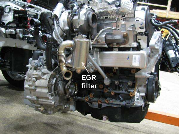 Egr Cooler Removal Audi Vw 20l Tdi Engine Forum