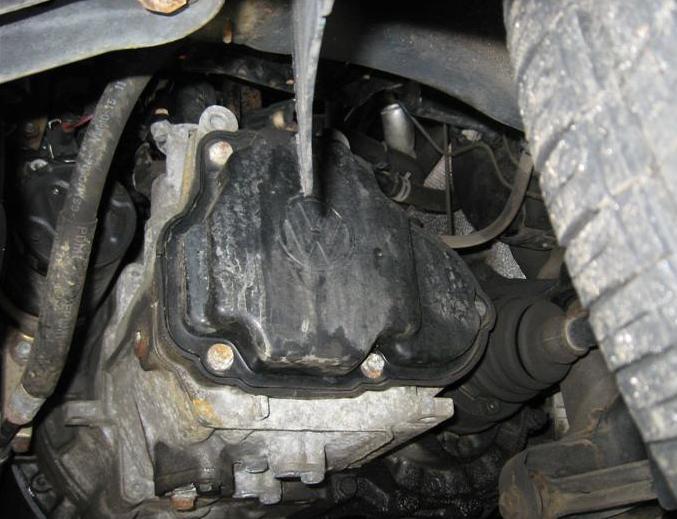 5th gear swap modification- lower gearing on a VW 5 speed