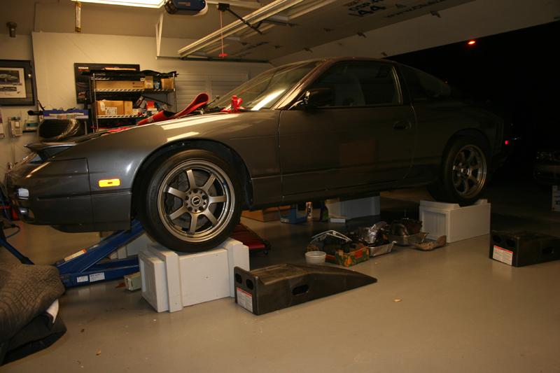 Home Auto Repair Car Lift Tand