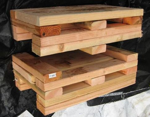 Diy Wood Car Stands Cribbing Let S See Them The Garage Journal
