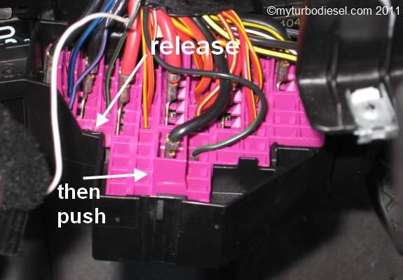 circuit addition to fusebox in your mk5 or mk6 volkswagen vw tdi rh myturbodiesel com 2000 F150 Fuse Box Diagram 2003 Explorer Fuse Box Layout