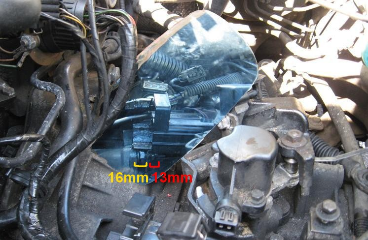 Starter Removal And Testing Mk3 Mk4 Tdi Engines Vw Forum Rhmyturbodiesel: Vw Jetta Starter Location At Gmaili.net