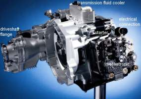vw tdi dsg transmission