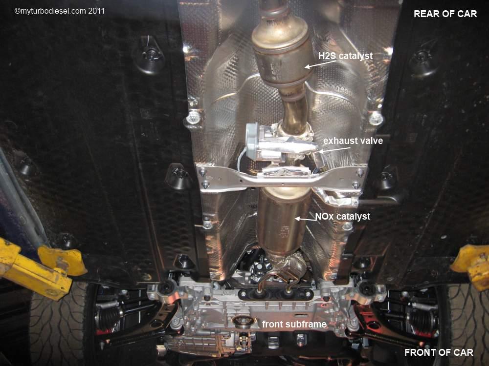 VW Audi DPF filter regeneration with DPF problems like