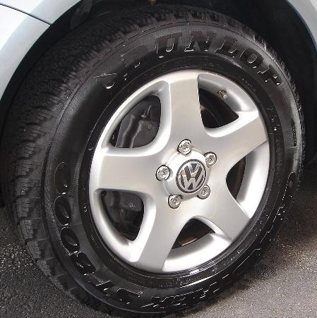 OEM VW Touareg and Audi Q7 stock wheel picture gallery